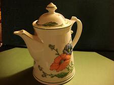 CAFETIERE TASSE A CAFE porcelaine série AMAPOLA VILLEROY et BOCH