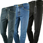 Oklahoma Herren Jeans Matrix / Rocky R-140 Stretch Gerade Form 501 Texas NEU