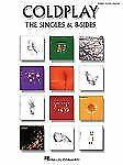 Coldplay - The Singles and B-Sides Songbook Sheet Music Song Book