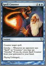 4x Spell Counter MTG MAGIC Unh Unhinged English