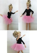 Handmade princesse mariage vêtements pour Barbie