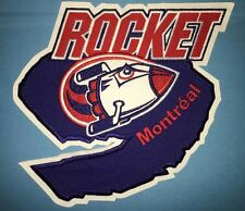 Montreal Rocket QMJHL CHL LCH Hockey CCM  Iron On Front Jersey Patch Crest