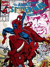 Spider Man The Amazing n°4 1993 - Chaos in Calgary - ed. Marvel Comics [G.226]