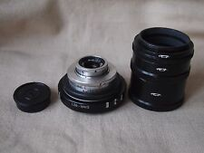 INDUSTAR 30mm f/5,6 M39 Russian KIT for MACRO lens OLYMPUS 4/3 camera