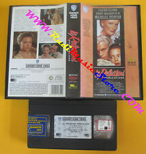 VHS film LE RELAZIONI PERICOLOSE Glenn Close Michelle Pfeiffer WB (F126) no dvd