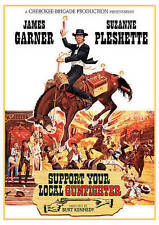 Support Your Local Gunfighter, Excellent DVD, Marie Windsor, Harry Morgan, Suzan