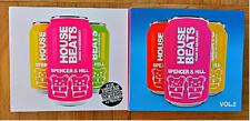 HOUSE BEATS MADE IN GERMANY Vol 1+2 = SPENCER & HILL =4CD= KONTOR groovesDELUXE!