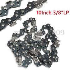 "10"" Chainsaw Saw Chain Blade Sears/Craftsman 3/8""LP .050 Gauge 40DL Drive Link"