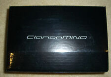"(New) ClarionMind NR1UB GPS 4.8"" Touch Screen 2 USB Ports SD Card Slot Complete"
