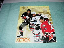 NHL BUFFALO SABRES FULL SIZE WALL CALENDAR 2003-2004, GREAT PLAYER PICS!