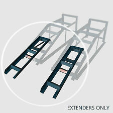 Cougar Car Ramp Extensions - Pair Lifting Equipment Auto