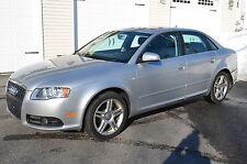 Audi: A4 4dr Sdn Auto