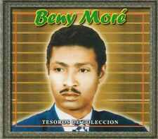 CD - Beny More NEW Tesoros De Coleccion UPC: 828767396422 3 CD's FAST SHIPPING!