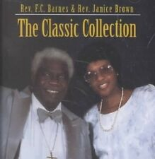 Rev FC Barnes - The Classic Collection - New Factory Sealed CD