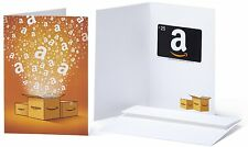 $25 Amazon Gift Card with a Greeting Card, Never Expires! Fast 1-Day Delivery