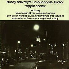 SUNNY MURRAY'S UNTOUCHABLE FACTOR Apple Cores PHILLY JAZZ Sealed Vinyl LP