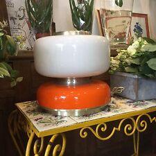 Lampada da tavolo Aldo Nason Mazzega 1970 grandi dimensioni 2 luci