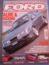 Performance Ford Mag 2002 - RS500 - Xr4i guide - Air injector