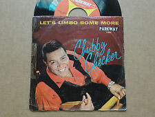 "DISQUE 45T  DE CHUBBY CHECKER   "" LET'S LIMBO SOME MORE """