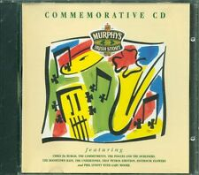 Commemorative Cd – Phil Lynott/Commitments/Pogues/The Undertones Cd Eccellente
