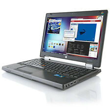 "HP ELITEBOOK MOBILE WORKSTATION 8760W - 17.3"" - QUAD CORE I7 - 32GB RAM-1000GB"