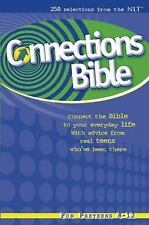Connections Bible (The NLT® Story Bible Series), Publishing, Standard, Good Book