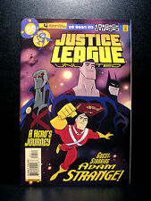 COMICS: DC: Justice League Unlimited #4 (2005) - RARE (figure/batman/flash)