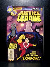 COMICS: DC: Justice League Unlimited #4 (2005) - RARE (figure/batman/flash)