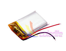 3.7v 300 mAh rechangeable lithum Liion battery for GPS smartwatch mp3 mp4 602030