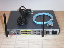 Cisco 1812W-AG-E/K9 Integrated Services Wireless Router same as 1812 + WIFI