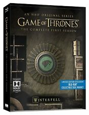 Game Of Thrones - Season 1 (Steelbook With Collectible Magnet) (Blu Ray)
