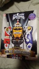 Mighty Morphin Power Rangers MMPR Legacy Ninja Megazord NEW