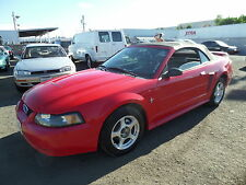 Ford : Mustang 2dr Conv Del