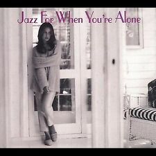 Jazz for When You're Not Alone by Various Artists (CD, Oct-2005, 2 Discs, Savoy