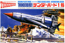 Aoshima 1/144 Thunderbird 1 Plastic Model Kit * UK STOCK * retrò fresco