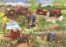 La casa de rompecabezas - 1000 Pieza Rompecabezas-Agricultura año