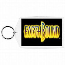 Super Nintendo Snes EARTHBOUND Game Cover Cartridge Keychain #3