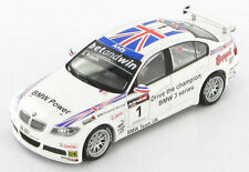 BMW 320si Andy Priaulx Winner WTCC 2006 1:43