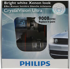 NEW Philips 9008(H13) Crystal Vision Ultra 2 9008CVS2 Bulb