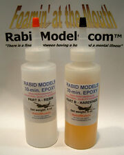 30-minute EPOXY GLUE 8 OZ SET (2x4oz) STRONG industrial-strength adhesive