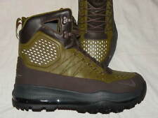 NEW SZ 9.5 MENS NIKE ZOOM SUPERDOME BAROQUE BROWN OLIVE BOOTS $225.00 654886 230