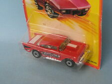 Lesney Matchbox Superfast 1957 4 Chevy Cherry Bomb Painted Base in BP