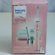 Philips Sonicare DiamondClean Rechargeable Sonic Toothbrush Pink - HX9361/67