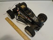 Nikko RC Super Fox 4wd (no remote Untested AS IS Parts Only)