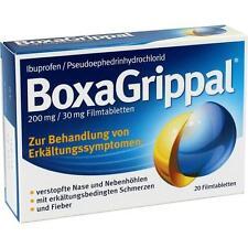BOXAGRIPPAL 200 mg/30 mg Filmtabletten    20 st        PZN 3954763