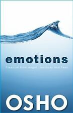 Emotions : Freedom from Anger, Jealousy and Fear by Osho (Paperback)
