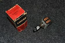 NOS Vintage LUCAS Fog Head Lamp Switch 34631 MG Triumph Jaguar MGB