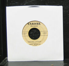"Jerry Wiggins - Confessions Of A Blues Addict VG 7"" Soul Jazz 45 Carmel C-400"