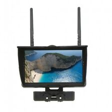 "Boscam Galaxy D2 7""TFT FPV Screen 5.8GHz LCD Monitor Dual Receiver for RC FPV"