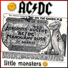 [LP Vinyl] AC/DC - Little Monsters - XRX-OAK74